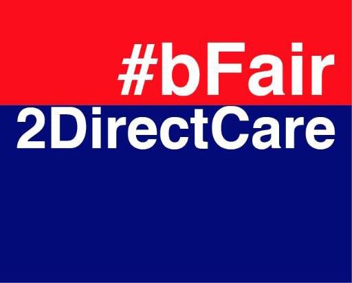 bFair2DirectCare Racker