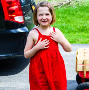 Ellie's Story - Early Intervention at Racker - Ithaca, NY - Tompkins - Tioga - Cortland