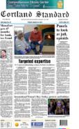 Racker Staff Cortland County - Cortland Standard - Nicholas Dalwymple - TC3 - Tompkins Cortland Community College - Dryden NY - News Article