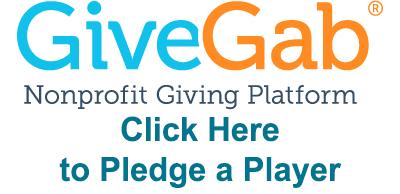 Racker Rivals Big Red - Pledge a Player - GiveGab - Fundraising tools - Fundraiser - Nonprofit Giving Platform